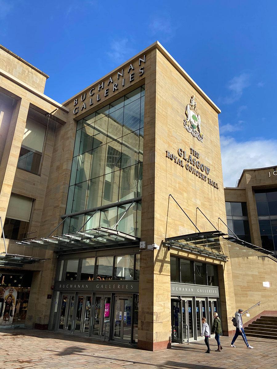 Glasgow Concert Hall